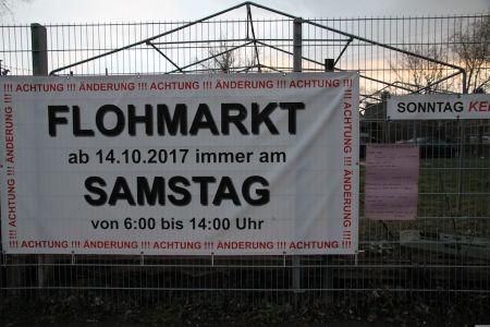 Flohmarkt am Ostbahn XI Platz